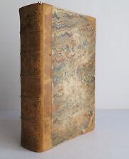 The Novels of Sir Walter Scott Vol IV c1830s 3 Quarter Leather W Galignani Paris