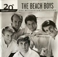 THE BEACH BOYS MILLENNIUM COLLECTION CD CAPITOL USA PRESSING