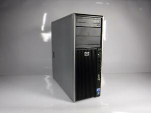 HP Z400 WRKSTN XEON 6 CORE W3680 3.33GHz 16G 1TB QUADRO 2000 DVD-RW