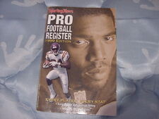 1999 The Sporting News Football Register, Randy Moss, Minnesota Vikings, NICE!!