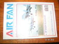 Air Fan n°128 Bourget 1989 Super Puma 1/5 Vendée