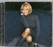 CD ALBUM 13 TITRES--WHITNEY HOUSTON--MY LOVE IS YOUR LOVE--1998