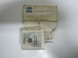 78-97 Chrysler Dodge Plymouth Horn Liftgate Release Relay NOS 3747298 HR151