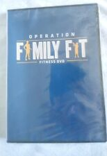Operation Family Fit Fitness DVD