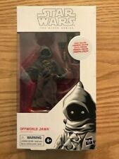 Star Wars Black Series First Edition Offworld Jawa #96