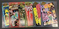 DC Millennium Edition Lot CRISIS, PLOP, Kingdom Come, Gen13, Watchmen, MAD