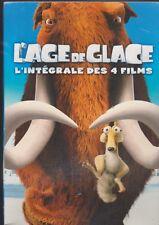 L'Age de Glace - Coffret Intégrale 4 DVD  - NEUF sous Blister