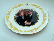 Prince Andrew/Fergie Wedding Plate Royalty Collectables