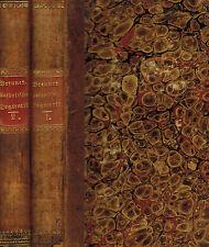 Brenner, Katholische Dogmatik 1 Generelle 2 Specielle, Wesché Frankfurt 1826/28