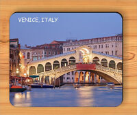 SOUVENIR FROM VENICE, ITALY MOUSE PAD -hdf3Z