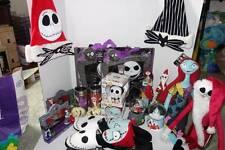HUGE His & Hers The Nightmare Before Christmas Gift Bag Set Couple Jack & Sally