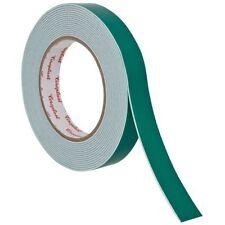COROPLAST double mousse stoffband, largeur 19 mm, longueur 66 M, blanc