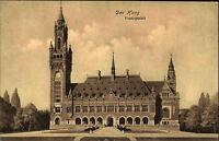 Den Haag 's-Gravenhage Niederlande Nederland ~1910 Friedenspalast Vredespaleis