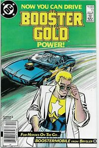 Booster Gold #11 - VF/NM - When Glass Houses Shatter