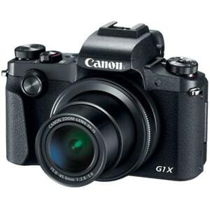 "Canon Powershot G1X Mark III 24.2mp 3"" Brand New"