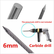 6mmx90mm Tire Repair Carbide Cutter Remove Debris Clean Channel for Better Seal