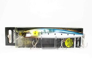 Shimano XF-313T Hirame Minnow 135F Floating Lure 003 801081