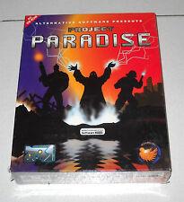 Giochi Pc Cd PROJECT PARADISE in box ITA 2000 NUOVO