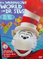 The Wubbulous World of Dr.Seuss - The Cats Play Pals NEW! DVD, CAT IN THE HAT