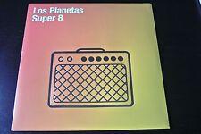 LP los PLANETAS super 8 REEDICION EJERCITO ROJO VINILO SPAIN 2010 REISSUE VINYL