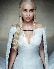 Emilia Clarke UNSIGNED photograph - B1878 - Game of Thrones