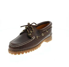 Timberland Heritage Noreen 3 Eye Scarpe da Barca Donna Marrone (brown (i5f)