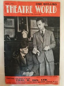 THEATRE WORLD MAY 1946 THE GUINEA-PIG