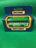 Matchbox Superfast MB67 Ikarus Coach City Line Tourist Clear Windows Boxed