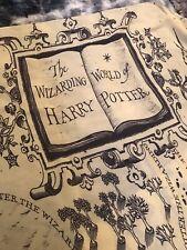 Harry Potter Wizarding World Scarf Large