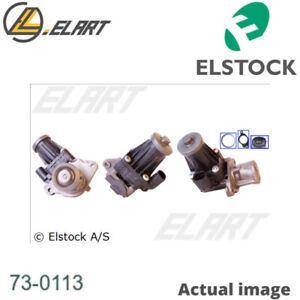 EGR VALVE FOR SUZUKI FIAT SWIFT IV FZ NZ D13A SWIFT MK V FZ NZ 55266963 ELSTOCK