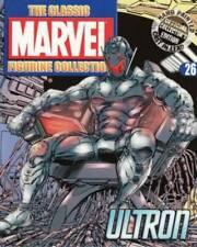Classic Marvel Figurine Collection # 26 Ultron + Magazine