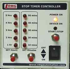 Stop Timer Controller For water pump motor operated by starter upto 1.5 HP