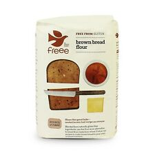 Gluten Free Brown Bread Flour (Doves Farm) 1kg | Free UK Mainland P&P