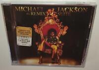 MICHAEL JACKSON THE REMIX SUITE (2009) BRAND NEW SEALED U.S. IMPORT CD