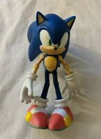 "Sonic The Hedgehog Jazwares Colors 5"" Figure Rare Sega Modern"
