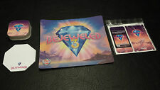 PopCap Games Bejeweled écouteurs, iPhone 4 4 s Gelskin, mousemat & Bloc-notes