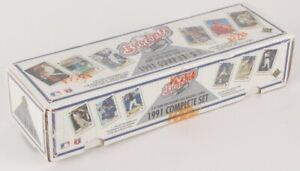 1991 Upper Deck Baseball Complete Your Set Pick 25 Cards From List