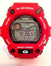 Brand New Casio G-Shock G7900A-4 Rescue Red Digital With original Price Tag