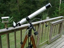 1960's Lafayette Refracting Telescope and Case