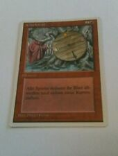 MTG Revised German WHEEL OF FORTUNE Mint Condition Card