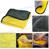 Soft Absorbent Car Home Microfiber Wash Clean Towel Kitchen Washing Drying Cloth