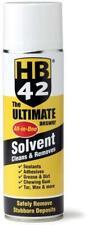 More details for hb42 solvent cleaner aerosol