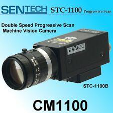Sentech Stc-1100B Progressive Scan Camera Cm1100 Rvsi