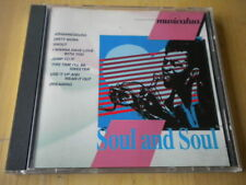 Soul and soulCDR&B Scott-Heron Pointer Sisters Isley Brothers Franklin Kashif