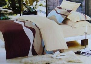 Brand New 350TC Luxury Queen Size Bed Doona Quilt Cover Set - Charm