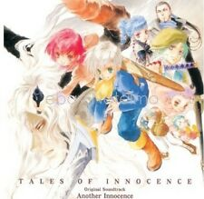 New 0902 TALES OF INNOCENCE SOUNDTRACK CD Songs Music Anime Game