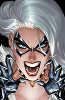 Black Cat 6 Marvel J Scott Campbell Virgin Variant Spider-Man