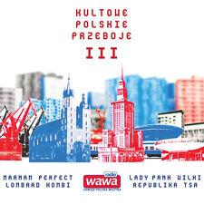 Kultowe polskie przeboje Radia Wawa 3  (CD 3 disc) 2014 NEW
