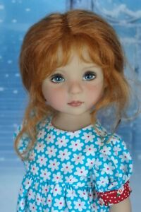 Dianna Effner Little Darling Doll #1 OOAK Olivia Rose Painted by Geri Uribe +Box