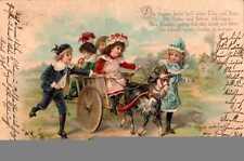 Spielzeug- & Kinder-Lithographien vor 1914